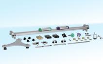 물리 실험 및 전자회로 학습용 세트 - 1. 힘과 운동키트※ 특허 제10-0982132 호