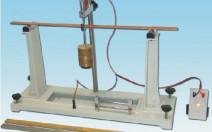 막대의 YOUNG률 측정 실험 기기