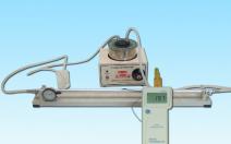 고체의 선팽창 계수 실험 기기