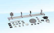 물리 실험 및 전자회로 학습용 세트- 3. 빛과 파동 키트※ 특서 제 10-09282132 호