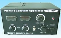 플랑크 상수 측정 실험 기기